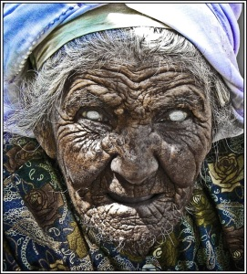 Strigany Old Woman