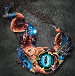Amulet of Tzeentch