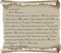 Saponatheims Letter