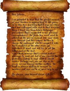 Teugen's Scroll