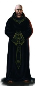 Priest of Morr